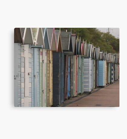 Lowestoft Stripes Canvas Print