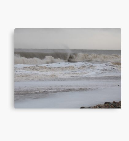 Rolling Tide Canvas Print