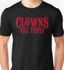 Clowns Kill People T-Shirt