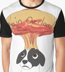 Brain Overload Graphic T-Shirt