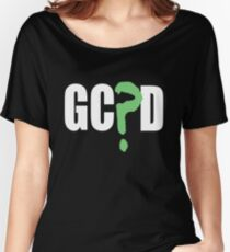 GC?D Women's Relaxed Fit T-Shirt