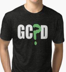 GC?D Tri-blend T-Shirt