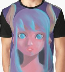 Tauro Candy Color  Graphic T-Shirt
