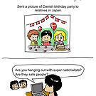 Danish Birthday Party by scandiasia