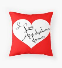 I love Lucy Throw Pillow