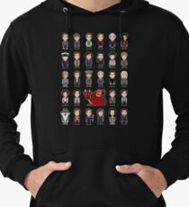 A Field Guide to the Common Cumberbatch (shirt) Lightweight Hoodie