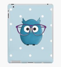 Smart Owl  iPad Case/Skin