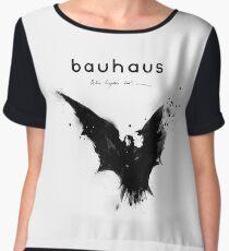 Bela Lugosi's Dead - Bauhaus Chiffon Top