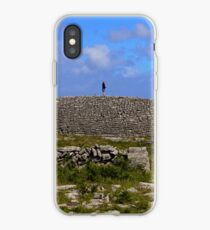 Dun Eochla Stone Fort - Inishmore iPhone Case