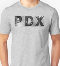 PDX Sites Sighted Unisex T-Shirt