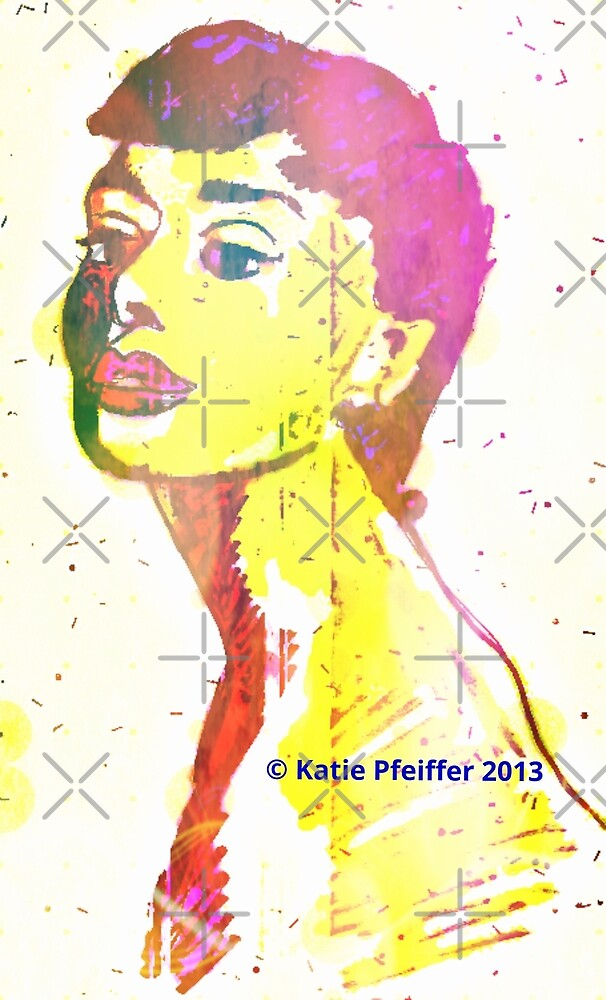 Aura  of Audrey  by Kater