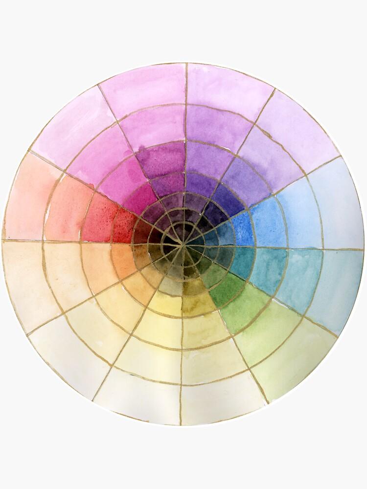 Colour Wheel by yellowmelle