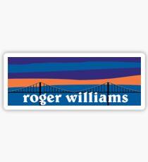Roger Williams Sticker