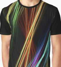 Banded Graphic T-Shirt