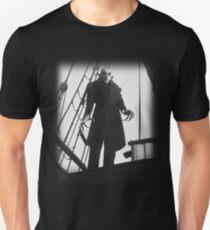 Nosferatu Symphony of Horror Vampire Graphic Design T-Shirt