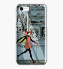 Bandette In The Gallery iPhone Case/Skin