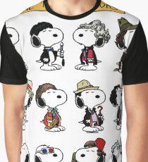 The Twelve Dogtors Graphic T-Shirt