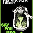 Say You Love Satan 80s Horror Podcast - Cronenberg by sayyoulovesatan