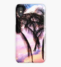 Original Palms & Sunset photo iPhone Case/Skin