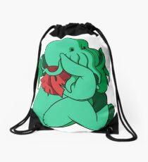 Winnie Thulhu Drawstring Bag