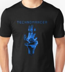 Technomancer Blue Unisex T-Shirt