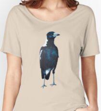 magpie shirt Women's Relaxed Fit T-Shirt