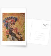 Fanfare Postcards