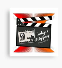 Film group Corbino'S Canvas Print