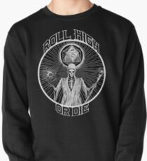 D20 Reaper - Roll High or Die d&d - Dungeons & Dragons Pullover