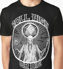 D20 Reaper - Roll High or Die d&d - Dungeons & Dragons Graphic T-Shirt