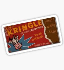 Nancy Drew KOKO Kringle Design Sticker