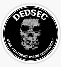DEDSEC Sticker