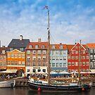 Copenhagen, Denmark by Walter Parada
