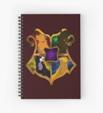 Cuaderno de espiral Gatos guerreros
