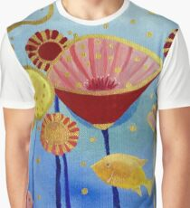 Above and Below Graphic T-Shirt