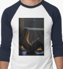 Available Light Men's Baseball ¾ T-Shirt