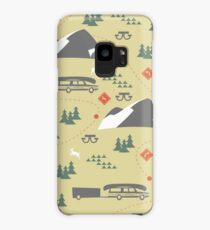 Family Road Trip Case/Skin for Samsung Galaxy