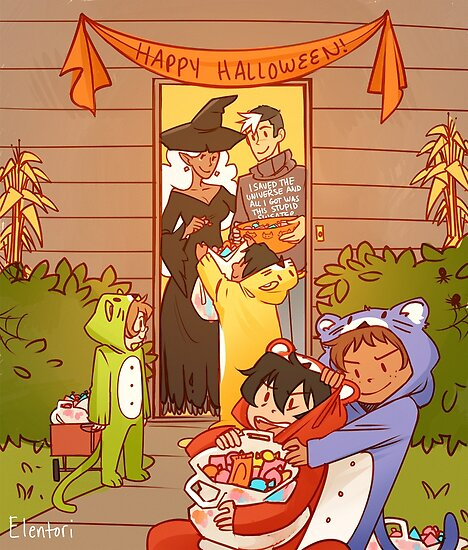 Image result for voltron halloween