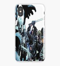 Walking Dead Comic  iPhone Case/Skin