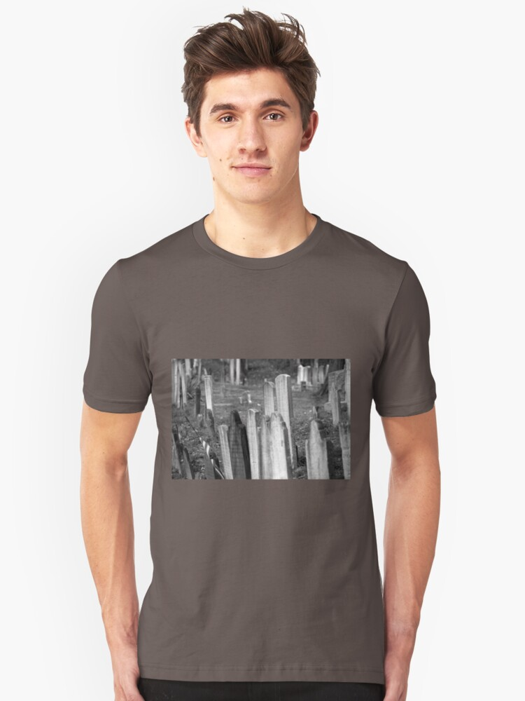 Old Church Yard Unisex T-Shirt Front