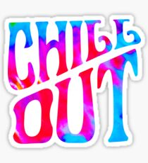 chill out~~~ Sticker