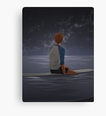 Smile for the Stars Canvas Print