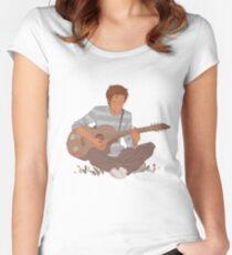 Wonderwall Women's Fitted Scoop T-Shirt
