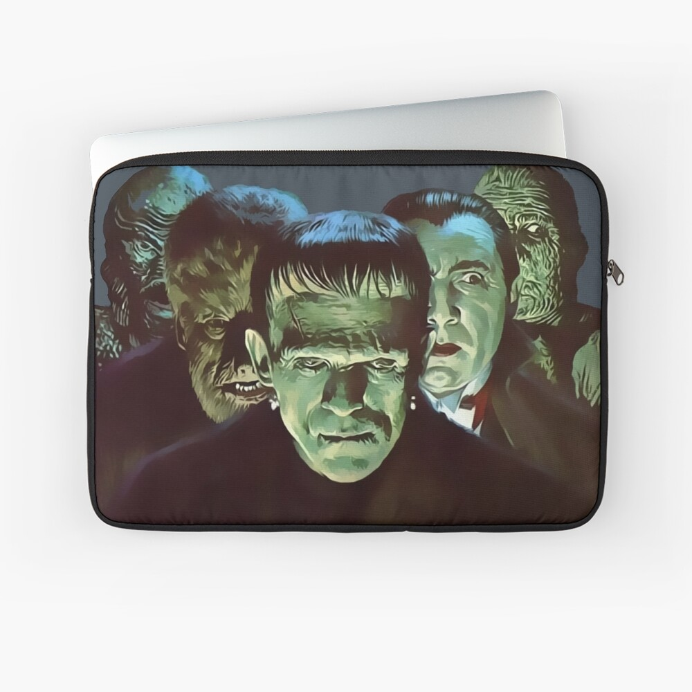 Gang of Monsters  Laptoptasche