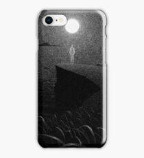 Drawlloween 2016: Moon iPhone Case/Skin