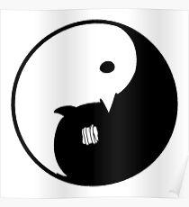 Goodnight / Oyasumi Punpun - Yin Yang  Poster