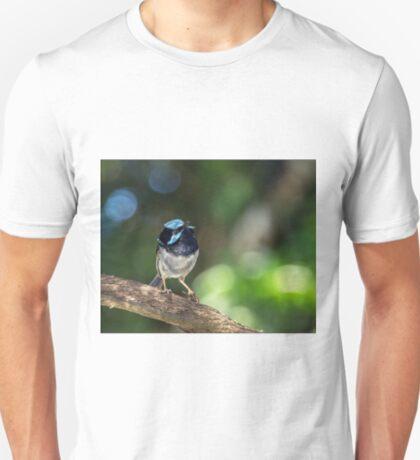 superb blue wren T-Shirt