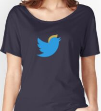 Trumped Twitter Women's Relaxed Fit T-Shirt