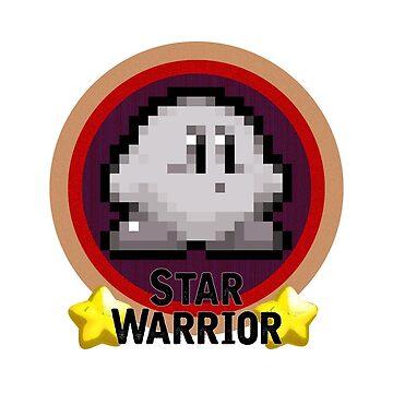 Kirby Star Warrior by lukeyy