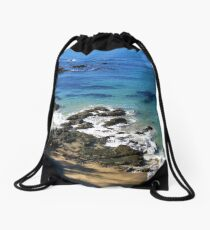 Observation Lookout - Batehaven Drawstring Bag